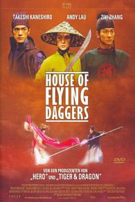 Poster House of Flying Daggers